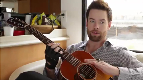 david cook this loud morning photoshoot. shoot for David Cook#39;s